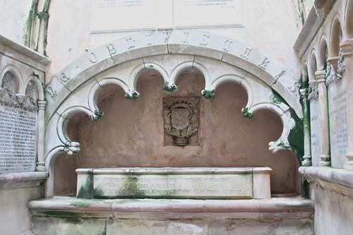 Argyll mausoleum