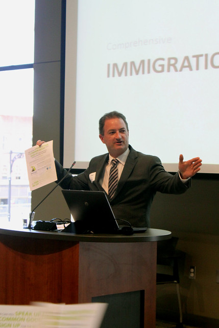 Human Life & Dignity Symposium, Session on Immigration