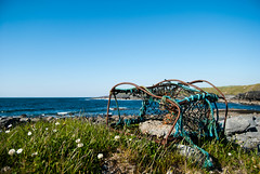Doolin (elBurro2013) Tags: blue ireland sea west coast clare side doolin co landscpe