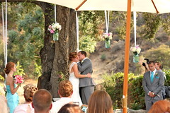 Mr & Mrs (amt-photo) Tags: wedding kiss newlyweds firstkiss