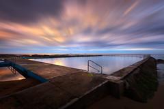 Bulli (stevoarnold) Tags: australia blue bulli clouds grandpacificdrive illawarra newsouthwales nsw ocean pool stormy sunrise sydney water