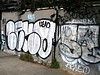 (Sf graffiti 415) Tags: sf eh graffiti head amc ceno mynx seper uploaded:by=flickrmobile flickriosapp:filter=nofilter