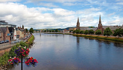 River Ness (edowds) Tags: city scotland highlands scenery scenic inverness waterscape riverness