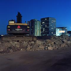 (claus peder) Tags: kodak harbour bronica portra aarhus
