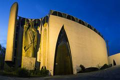 El Santuario Nacional Expiatorio de El Sagrado Corazón (LynxGT) Tags: jesus iglesia colegio templo donbosco santuario elsagradocorazon fotoart2013q17 gfotoart2013q17
