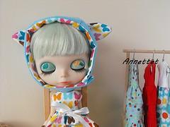 Motylkowa dziewczynka:)