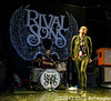 Rival Sons @ Four Decades of Rock Tour, DTE Energy Music Theatre, Clarkston, MI - 08-26-13