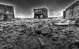 Google Street View - Hashima Island
