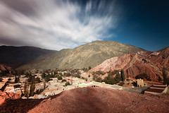EARTH (Rober1000x) Tags: longexposure mountains argentina landscape town village earth purmamarca jujuy 2013
