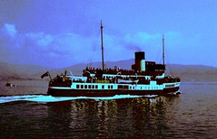 P.S. CALEDONIA ON THE CLYDE (R STORNAWAY) Tags: old clyde paddle firth paddlesteamer firthofclyde pscaledonia
