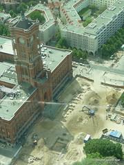 Berlin (SouthEastern Star ) Tags: berlin germany deutschland fernsehturm televisiontower