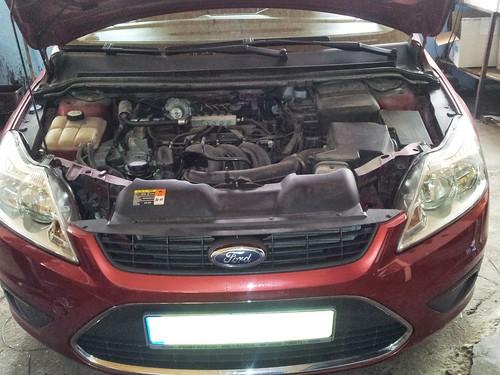 """Ford Focus 1.6 16v <a style=""""margin-left:10px; font-size:0.8em;"""" href=""""http://www.flickr.com/photos/104493258@N06/10125655464/"""" target=""""_blank"""">@flickr</a>"""