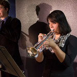 """<b>Homecoming Jazz Performance 2013</b><br/> Homecoming Jazz Performance in Marty's Cybercafe on Friday October 4 - Photo by Maria da Silva<a href=""""http://farm4.static.flickr.com/3670/10128948264_d3aca3fbac_o.jpg"""" title=""""High res"""">∝</a>"""