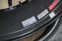 DSC_0421-2 (Blazedd) Tags: black color wheel stem wheels tire racing tires special valve stems rays volks rims 42 rs2 tyres matte tyre volk blk blazed hankook valvestem ce28n ce28 16x7 blazedd