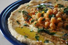 Homemade Humus plate 1 (  asaf pollak) Tags: israel plate homemade humus    asafpollak