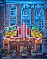 Kentucky Theatre (AuntSissy26 / Karen's Photography) Tags: lexington kentucky hdr kentuckytheatre