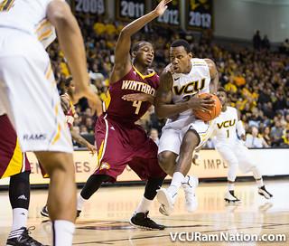 VCU vs. Winthrop
