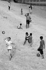 Balikpapan - Kaltim 2013 (budifajri) Tags: street beach kids play plays balikpapan