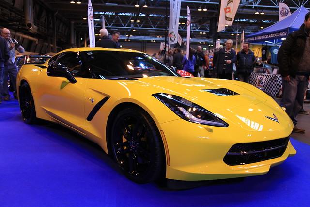 nov classic cars chevrolet corvette nec c7 2013