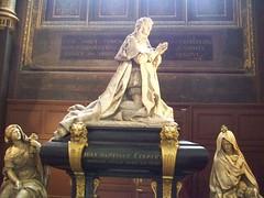 Tomb of Colbert (rjhuttondfw) Tags: sainteustache antoinecoysevox jeanbaptistecolbert jeanbaptistetuby lglisedesainteustache