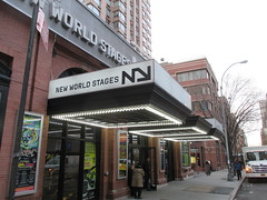 Two Dollar Theater Cineplex Odeon 51st Street - Now New World Stages 1126 (Brechtbug) Tags: world from stree