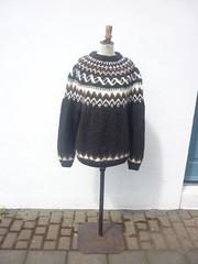 Icelandic lopi wool sweater (Mytwist) Tags: wool icelandic lopi product8