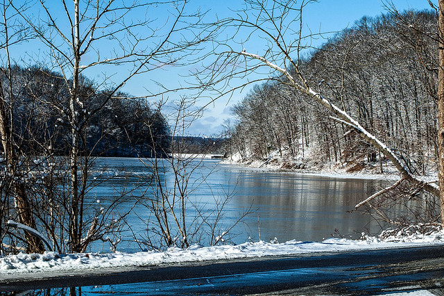 Griffy Lake - January 3, 2014