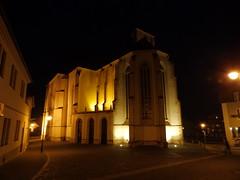 Church, Boskovice, Czech Republic (adambezdek) Tags: church republic czech south gothic kostel republika moravia morava boskovice gotika jin esk