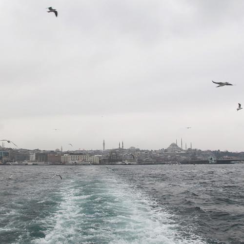 Aurevoir Istanbul