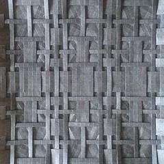 Gray Weave 4 (Tom Crain Origami) Tags: origami tessellations origamitessellations