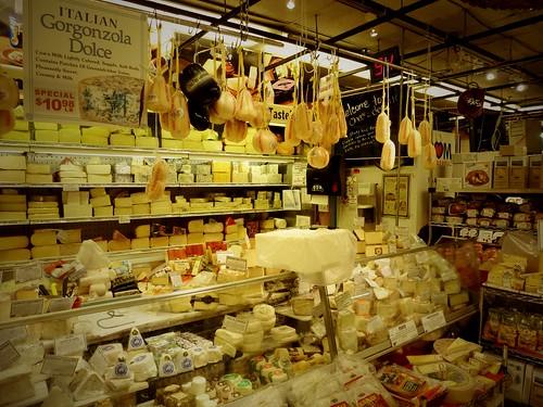 Zabar's, New York, USA