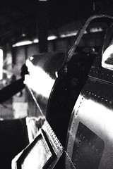 Spitfire (Nagraman) Tags: blackandwhite bw airplane aperture aviation sony airplanes aeroplane maze northernireland northofireland aeroplanes ulster longkesh sonyalpha sonyalpha700 ulsteraviationsociety ulsteraviation snapseed