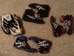 image (braden141) Tags: speed wrestling asics adidas combat