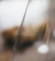 still life: cork, wood & glass (abstracted) (miemo) Tags: stilllife abstract blur kitchen glass closeup table wooden wine bokeh cork olympus minimal outoffocus minimalism voigtlnder omd em5 voigtlndernokton25mmf095