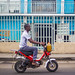 City of Red Bikes, Lagos Nigeria | Explored