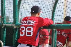 Grady Sizemore (dnz6618) Tags: redsox bostonredsox springtraining 2014 gradysizemore