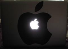 My Apple Macbook Pro 2012 with Apple lit (zep2013) Tags: applemacbookpro