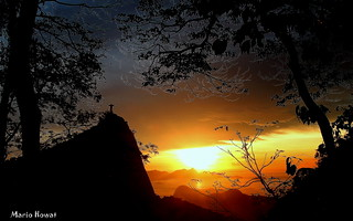 Sunrise no Rio de Janeiro
