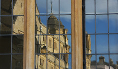 Oxford distorted, Oxford (poacher rtd) Tags: distortion
