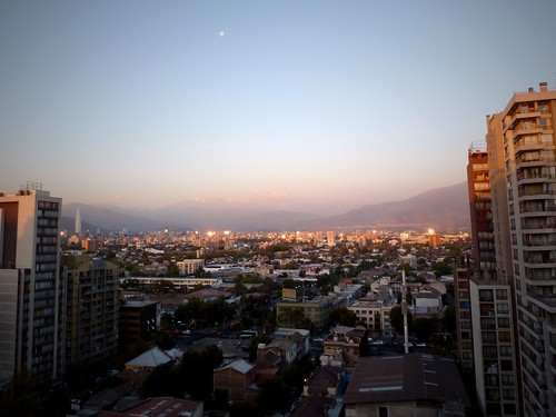Home sweet home, Santiago, Chili
