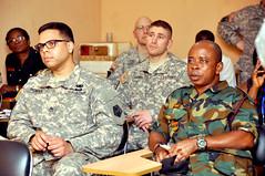 Medical Readiness Exercise 14-3 (US Army Africa) Tags: italy ghana vicenza accra africom casermaederle usafricacommand usarmyafrica usaraf southerneuropeantaskforce armyafrica mgdonahue majgenpatrickjdonahueii medicalreadinessexercise143