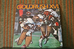 Gold Rush XVI (thejcgerm) Tags: music records radio football album nfl vinyl sanfrancisco49ers 49ers albums lp record albumcover americanfootball albumcovers 33rpm niners lps recordcollection 3313 vinylrecord vinylrecords 33s sanfrancisconiners