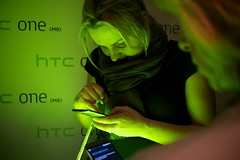 HTC One (M8) launch party Latvia