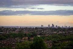 IMG_6551 (supergale) Tags: uk england panorama night canon alexandrapalace tamron shard londonskyline tamron1750 canon60d