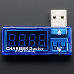 USB Charger Doctor - In-line Voltage and Current Meter thumbnail