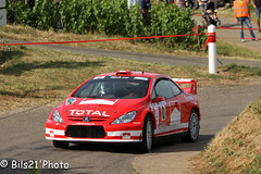 IMG_5024.jpg (JM BEAU Photo-Média) Tags: france fr bourgogne 307wrc 0b fuissé es4fuissébussières rallyedesvinsmâcon2015
