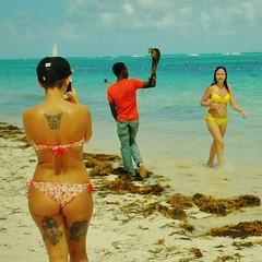 Les vacances de Barbie (Elise Blanchard) Tags: pictures vacances photo photographie elise photos picture plage blanchard hollidays caraïbes photographies républiquedominicaine