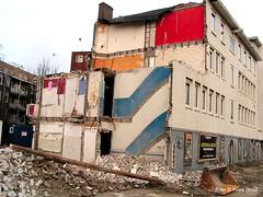 Insulindeweg_18-1-14 (kees.stoof) Tags: amsterdam demolition zeeburg sloop insulindeweg