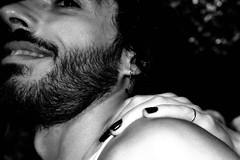 No tan inesperado - No so unexpected (COLINA PACO) Tags: portrait blackandwhite blancoynegro happy retrato glad feeling feelings sentimiento contento sentimientos