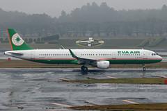 EVA Airways Airbus A321-211(WL) B-16207 Sharklets (EK056) Tags: eva airways airbus a321211wl b16207 sharklets tokyo narita international airport